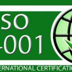 tentang iso 14001