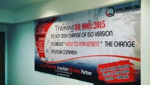 training iso 9001:2015 perusahaan