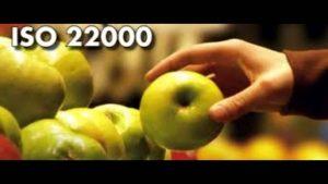 iso 22000 adalah