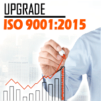 Upgrade ISO 9001 2015