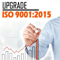 Upgrade ISO 9001 2015