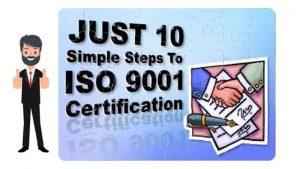 10 langkah mudah penerapan iso 9001