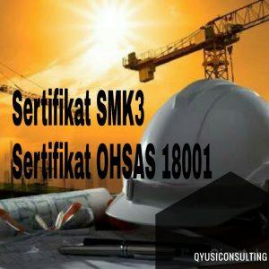 smk3 dan ohsas 18001