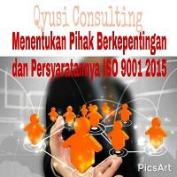 Pihak Berkepentingan ISO 9001