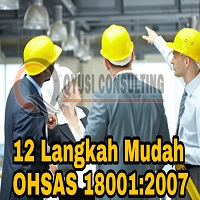 implementasi ohsas 18001