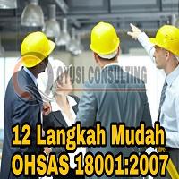 implementasi ohsas 18001