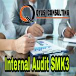 Sertifikat SMK3 Internal Audit