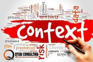 konteks organisasi