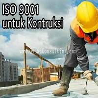 sertifikasi ISO 9001 kontruksi