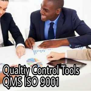 qms iso 9001 quality control tools