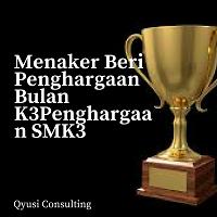 Penghargaan SMK3 3