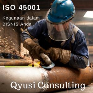 Konsultan ISO 45001 manfaat dalam bisnis