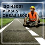 Konsultan ISO 45001 vs OHSAS 2