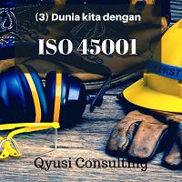 konsultan ISO 45001 dunia iso 45001 3