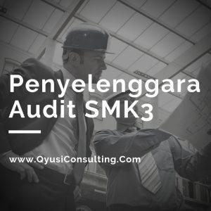 Audit SMK3