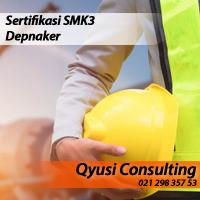 Sertifikat SMK3 Depnaker