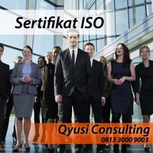 Jasa Konsultan ISO  Pariaman