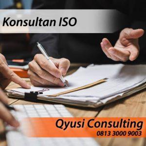 Konsultan ISO di Banjarmasin