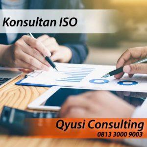 Konsultan ISO  Maluku