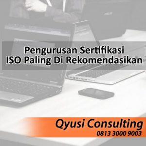 Sertifikat ISO di Kebumen