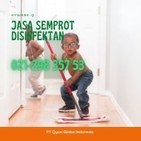 Disinfectant Semprot Masjid di Kuta Jaya